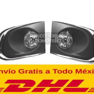 Faros de niebla Chevrolet Trax, envío gratis