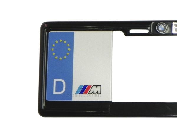 MARCO PORTA PLACAS TIPO EUROPEO BMW, SERIE M, 320 CLASICO, UNION EUROPEA, DEUTCHSLAND
